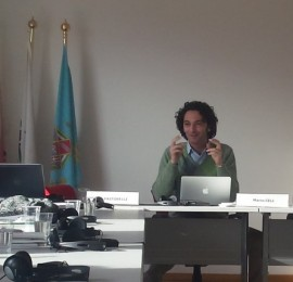 Training of Social Innovation and European Policies