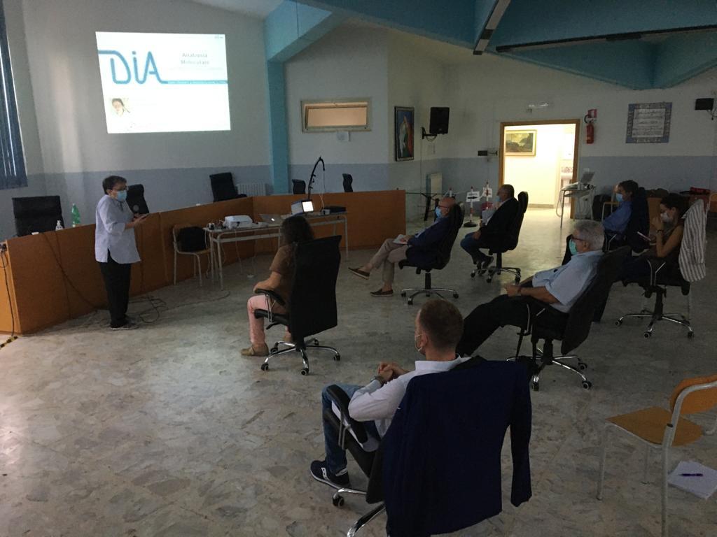TRAINING COURSE on Advanced Innovative Diagnostics (DIA)